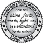 Arise and Shine Forth - LDS Mutual Theme 2012 YM Y