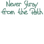 Never Stray From Path