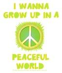 I Wanna Peaceful World