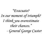 Star Wars - General George Custer