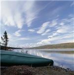 Canoe & Lake Wonder
