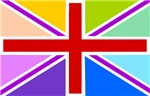 Rainbow British Flag