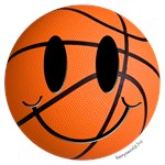 Basketball Smiley