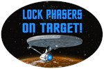 Lock Phasers on Target!