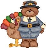 Thanksgiving Bear