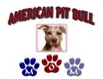 American Pit Bull Mom