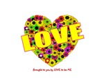 HEART OF FLOWERS - LOVE TO BE ME