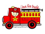 I LOVE FIRETRUCKS - LOVE TO BE ME