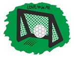SOCCER - LOVE TO BE ME