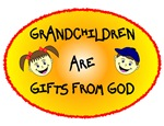 GRANDCHILDREN ARE GIFTS FROM GOD