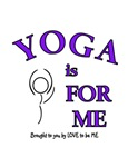 YOGA IS FOR ME