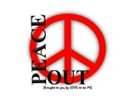 PEACE OUT - LOVE TO BE ME