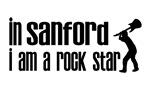 In Sanford I am a Rock Star