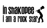 In Shakopee I am a Rock Star