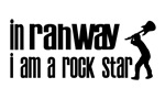 In Rahway I am a Rock Star