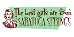 Best Girls are from Saratoga Springs