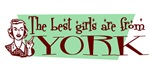 Best Girls are from York