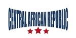 Central African Republic Three Starts Design