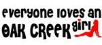 Everyone loves an Oak Creek Girl