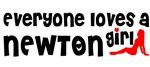 Everyone loves a Newton Girl