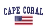 Cape Coral US Flag