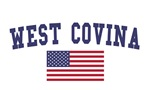West Covina US Flag