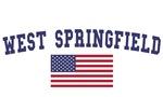 West Springfield US Flag
