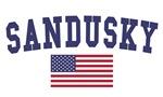 Sandusky US Flag