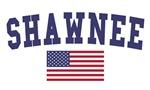 Shawnee Ks US Flag