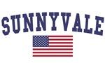 Sunnyvale US Flag