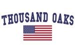 Thousand Oaks US Flag