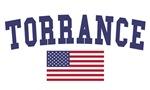 Torrance US Flag