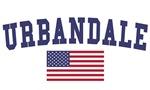 Urbandale US Flag