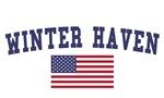 Winter Haven US Flag
