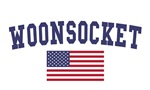 Woonsocket US Flag
