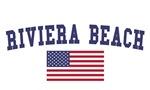 Riviera Beach US Flag