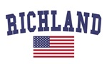Richland US Flag