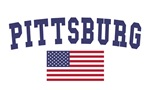 Pittsburg US Flag