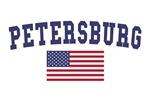 Petersburg US Flag