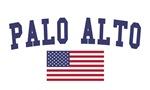 Palo Alto US Flag