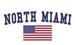 North Miami Beach US Flag