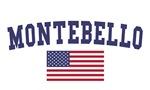 Montebello US Flag