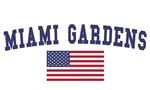 Miami Gardens US Flag