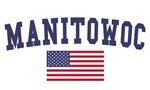Manitowoc US Flag