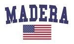 Madera US Flag