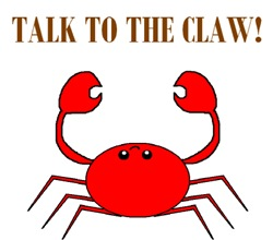 TALK TO THE CLAW!