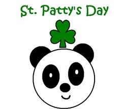 ST. PATTY'S DAY (Panda)