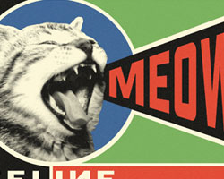 MEOW! Cat Propaganda
