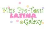 Latina Miss Pre-Teen