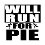 Run for Pie (Black)